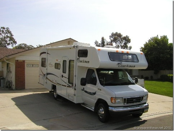 © uneparenthese.net. Coachmen catalina sport 240WB. 2003